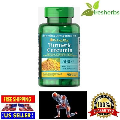 #1 BEST JOINT SUPPORT HERBAL SUPPLEMENT PAIN INFLAMMATION RELIEF 90
