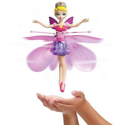 The Flying Pixie Christmas Gift for Girl DIY Flying Fairy Dolls 2018