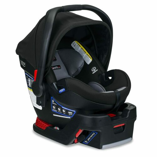 BRITAX B-Safe Ultra Infant Car Seat -  Noir - Open Box