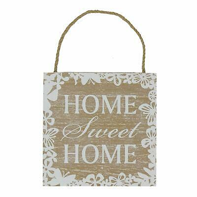 Widdop square hanging sign - Home sweet Home