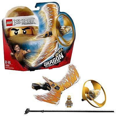 LEGO 70644 Ninjago Golden Dragon Master Flying Toy