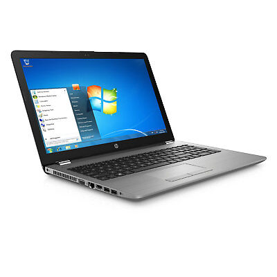 Notebook HP 255 G6 AMD Dual 2x2,0GHz - 8GB - 1000GB - Windows 7 Pro - Radeon R2 X2 Amd Laptops