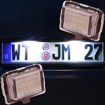LED Kennzeichenbeleuchtung für Mercedes CL C216 | CLA C117 | CLS C218  [7205]