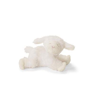 Gund Winky Lamb Baby Rattle Stuffed Animal