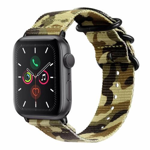 Woven Nylon Bands Sport Strap Bracelet for Apple Watch Serie