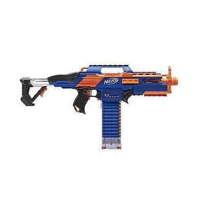 90 Feet NERF Elite XD Rapidstrike CS-18 Dart Gun - Sniper Blaster Toys Brand New