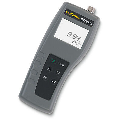 Ysi Ecosense Do200a Dissolved Oxygentemperature Meter