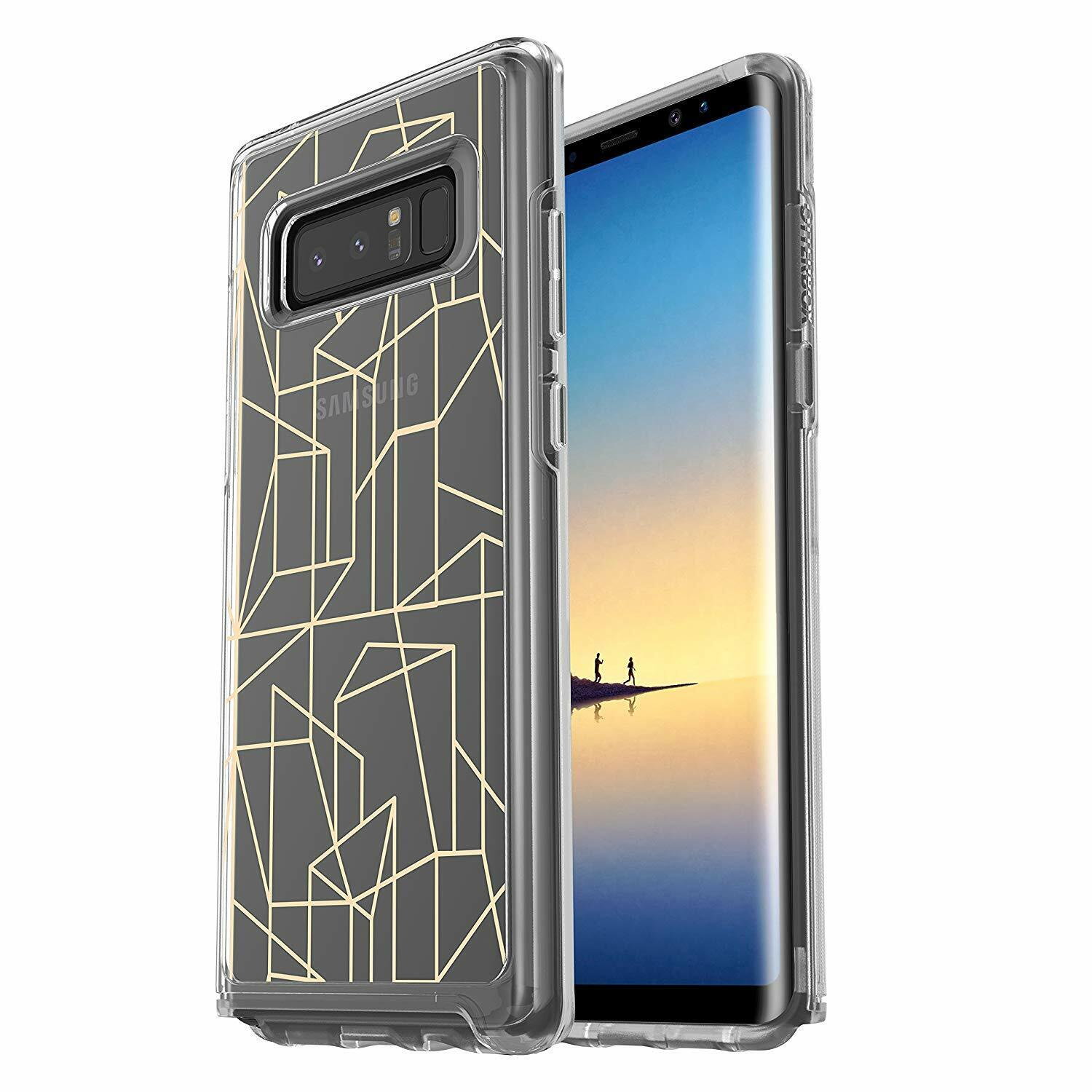 OtterBox SYMMETRY SERIES Case for Samsung Galaxy Note 8 (DROP ME A LINE )