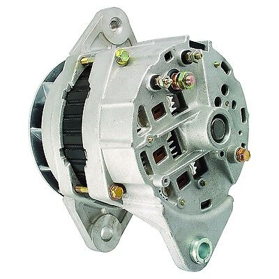 New Holland 24v Excavator Alternator Cummins 4bt 3675252rx 3935530