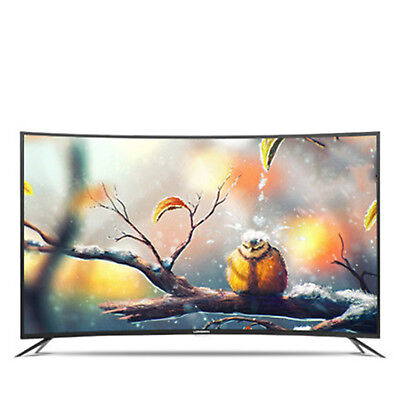 HD Curved surface Smart TV 1920x1080 SPETTACOLARE USB HDMI