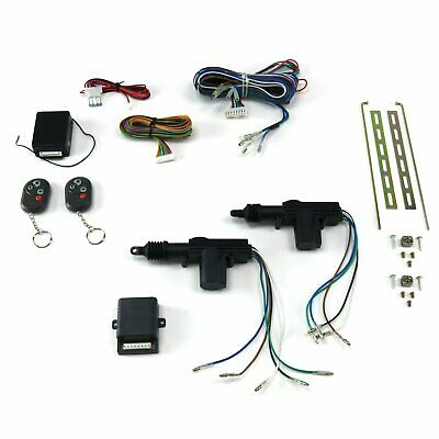 Mopar Power Door Lock Kit: 5 Wire Coordinated Central Locking & Easy Install Car