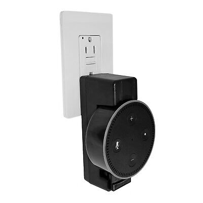 Amazon Echo Dot 2 Wall Mount by TecScan DotDock - No-Cords