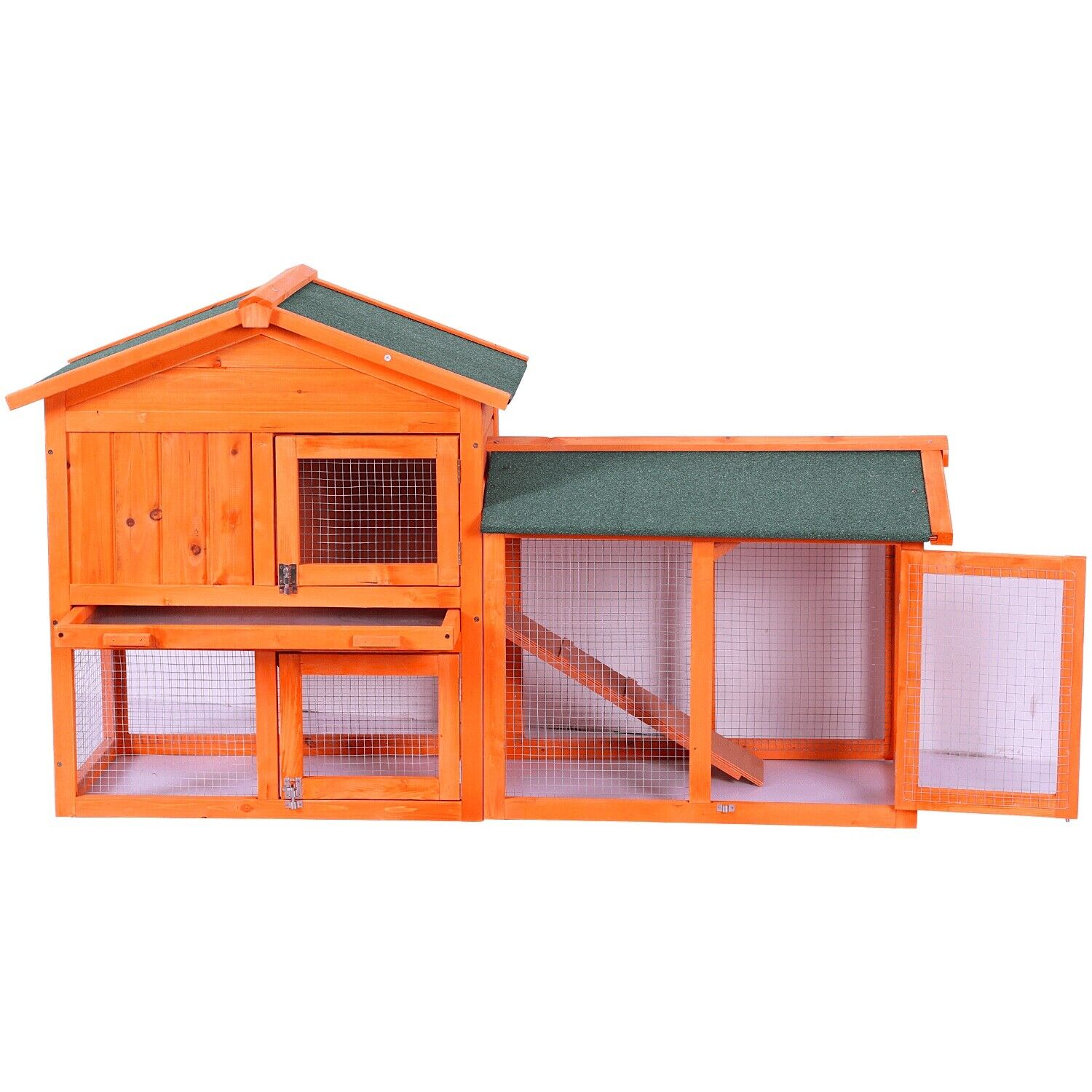 Wooden Chicken Coop With Nesting Box - $129.99