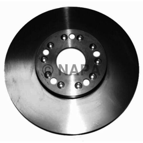 Disc Brake Rotor-4WD Front NAPA//BRAKE ROTORS /& DRUMS-NB 4885677