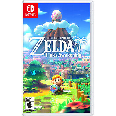 The Legend of Zelda: Link's Awakening Switch [Factory Refurbished]