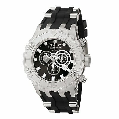 Swiss Invicta 6903 Reserve Subaqua Specialty Chronograph Watch, 3-Slot Dive Case