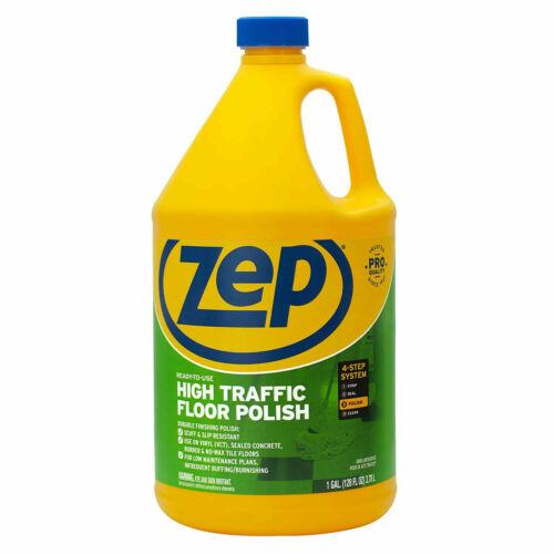 Zep Commercial High Traffic Floor Polish (1 gal.) NEW