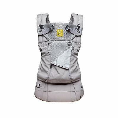 LILLEBaby Complete All Seasons Six-Positions Baby Carrier (Stone Grey) Brand New
