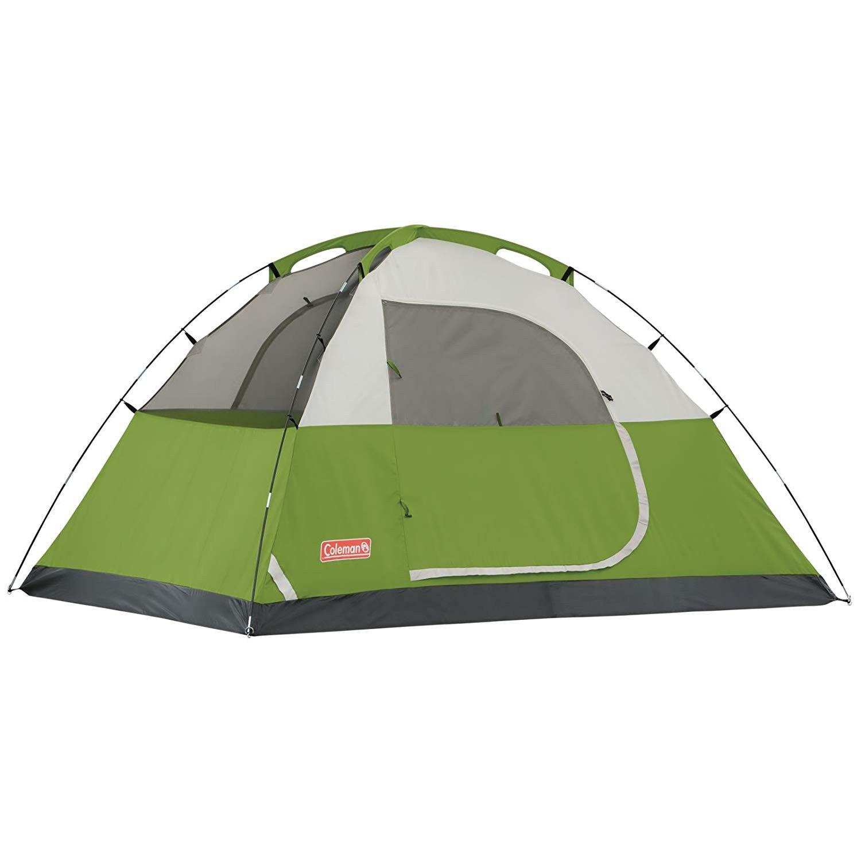 Coleman SunDome 4 Person Dome Tent
