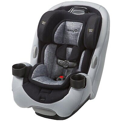 Safety 1st Grow and Go EX Air Convertible Car Seat - Lithogr