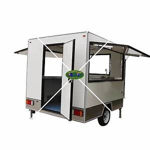 Food & Coffee Mobile Square Trailer - Start Being Your Own Boss!! South Townsville Townsville City Preview