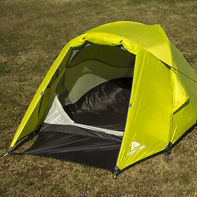 Mountain Pass Geo Frame 2-Persons  Tent Waterproof All-season Camping -