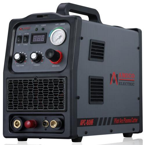 APC-80HF, 80 Amp Non-touch Pilot Arc Plasma Cutter, 80% Duty Cycle, 200-250V