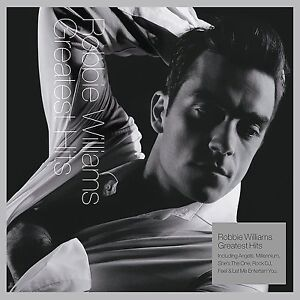 ROBBIE WILLIAMS GREATEST HITS CD (Released 28th October 2016) BEST OF