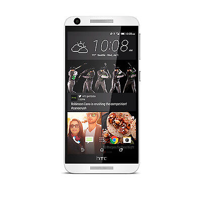Htc Desire 626S 5  Android Smartphone Works With Virgin Mobile   New