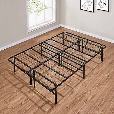 Mainstays Innovative Metal Platform Base Bed Frame Full