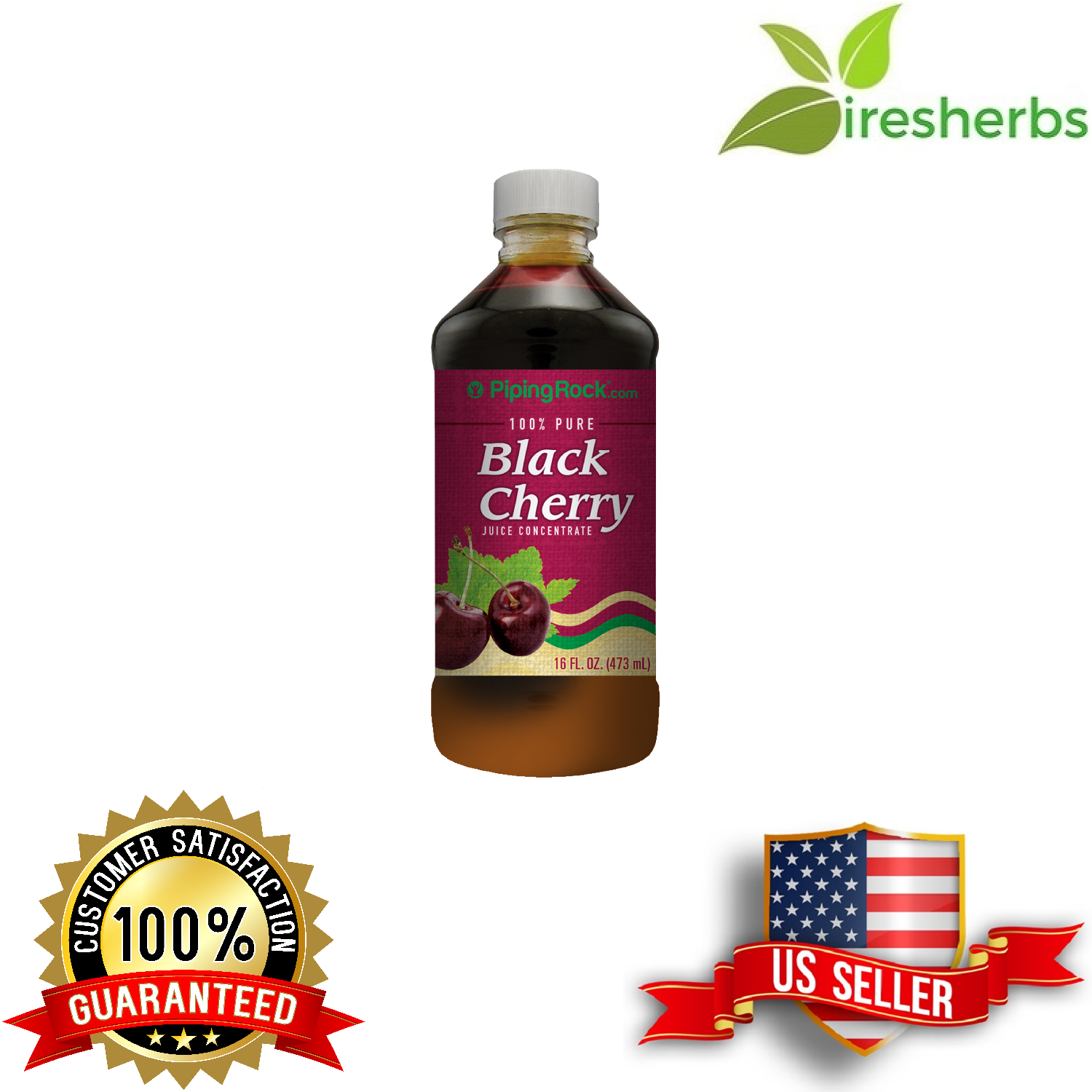 BLACK CHERRY JUICE CONCENTRATE 100% PURE GOUT CARDIO JOINT