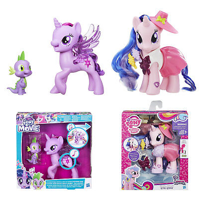 My Little Pony Bundle Royal Ribbon + singendes Duo Twilight Sparkle Drache Spike