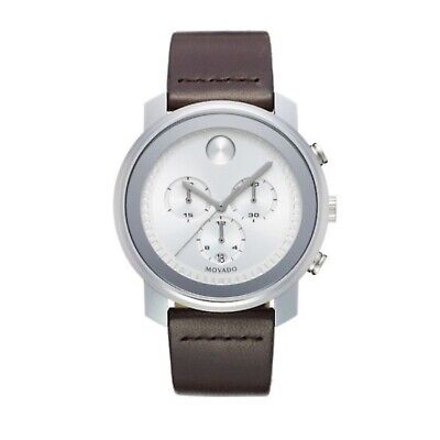 Movado 3600465 Men's Bold Silver Quartz Watch