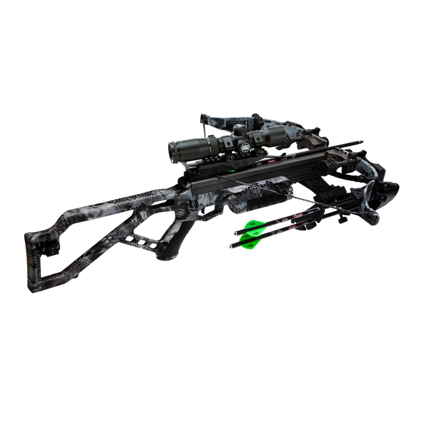 Excalibur Micro 340 AXE Crossbow Package FREE SCOPE UPGRADE