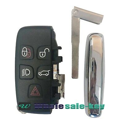 NEW Replacement for Land Rover 2012-2017 Range Rover Evoque Sport Remote Key Fob