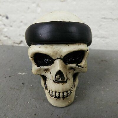 Slick Skull w/ Bandana Custom Shift Knob and Topper outlaw street hot rod Drift