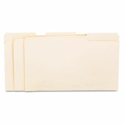 Universal File Folders 13 Cut Assorted One-ply Top Tab Legal Manila 100box