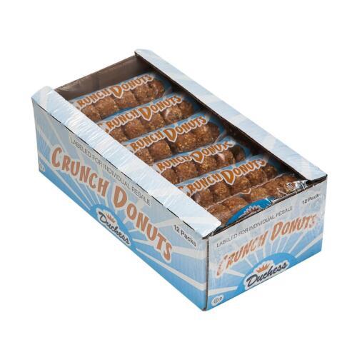 Duchess Crunch Donuts (3oz / 12pk)