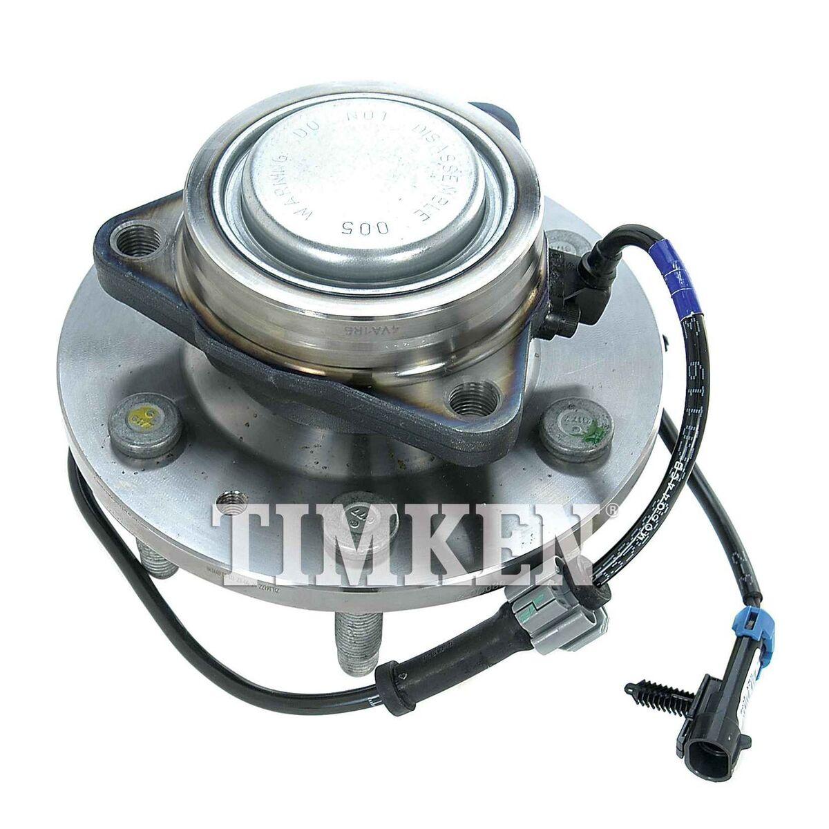 TIMKEN SP450301 Front Wheel Bearing Hub Assy Wheel Bearing Hub Assembly