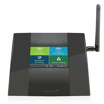 Brand New Amped  Wi-Fi Range Extender Wireless High Power Touch Screen, TAP-EX2
