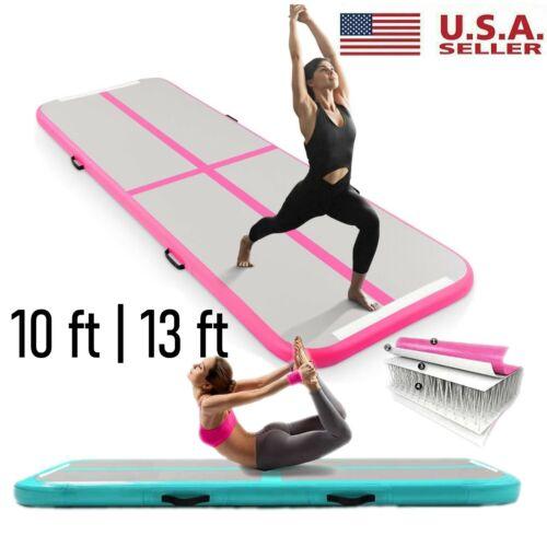 air track inflatable gymnastics tumbling mat 10