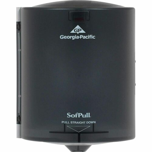 SofPull Centerpull Regular Capacity Paper Towel Dispenser by GP PRO Translucent