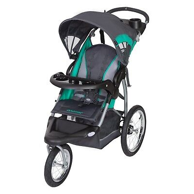 Baby Trend Expedition RG Jogger Stroller, Emerald
