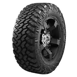 4 NEW 33x12.50R15LT Nitto Trail Grappler M/T Mud Tires 6 Ply C 108Q