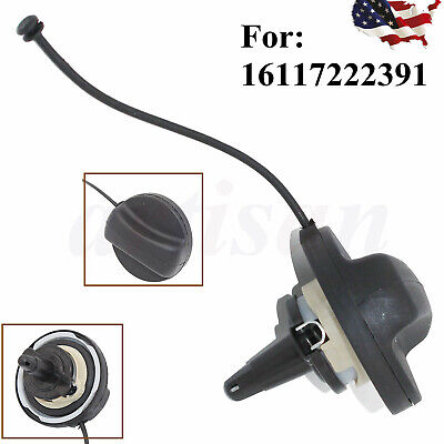 For 16117222391 BMW E36 E39 E46 E90 E92 X3 X5 MINI Fuel Gas Tank Filler Cap New