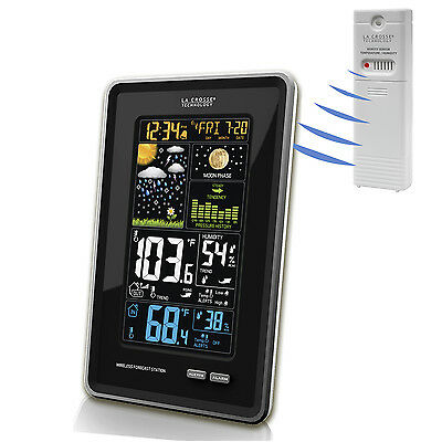 308-1425B La Crosse Technology Wireless Weather Station TX141TH-BV2 Refurbished