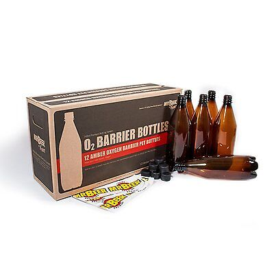 $14.71 - Mr. Beer 740ml Deluxe Home Brewing Beer Bottling Set, New, Free Shipping