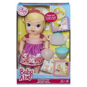 NEW HASBRO BABY ALIVE DOLL TEACUP SURPRISE A9288 TEA CUP