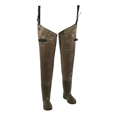 Allen Company Black River Bootfoot Hip Boot Wader with Endur