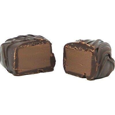 Philadelphia Candies Orange Meltaway Truffles, Dark Chocolate 1 Pound Gift (Dark Chocolate Truffles)
